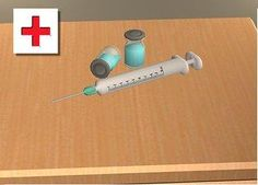 Mod The Sims - Syringe