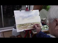 Watercoloring tips for beginners and advanced - YouTube
