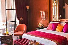 Mandarin Oriental Hotel Room in Marrakesh Sex in the City 2