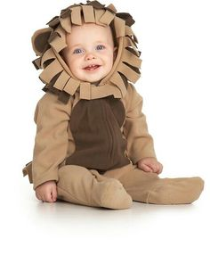 Old Navy lion baby costume for Wizard of Oz Halloween.  sc 1 st  Pinterest & Lilu0027 Lion Elite Collection Infant / Toddler Costume | Costumes ...
