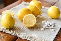 limon ve aspirin ile bünyon tedavisi