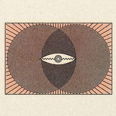 Untitled Arte Indie, Pattern Illustration, Eye Illustration, Graphic Art, Graphic Design, Op Art, Art Sketchbook, Art Inspo, Design Art