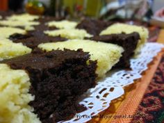 Brownie de Chocolate (Microondas)