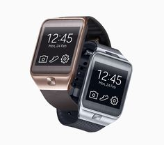 gear 2 and gear 2 neo smartwatches by samsung