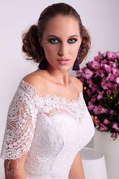 Wedding#bridal#lace# wedding hair
