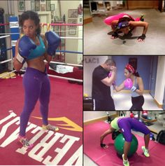 Angela Simmons Lets Us Step Into Her Workout Shoes! (VIDEO) | Global Grind