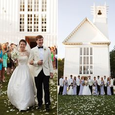 Sarah & Kerrigan - Seaside, FL -  Defining Moments Weddings & Events / Dede Edwards Photography