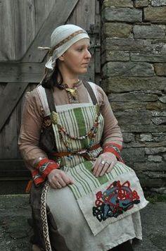 """Viking apron """"Hangerock"""" - Jorgencraft"""