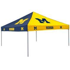 Michigan Wolverine Tailgate Tent