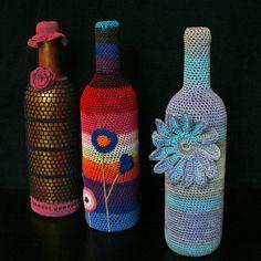 Decorative Bottle Vases