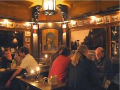 Perfect Berlin restaurants for East German culture: 1845 Kneipe Stadtklause