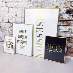 Are you ready for the GOLD RUSH? We've created a amazing campaign on our most loved gold foil prints that let's you take up to 25% off emoji️ So if you've been eye balling our gold prints you should def swing by today. Offer is valid til monday 2/3 and ends 12.00 swedish time. Some prints are limited so offer lasts as long as stock lasts emoji️ Direct link to the deal is in our bio | Shop now at Sweden: Sealoe.se | International: Sealoeshop.com emoji️ link in bio emoji️ Worldwide shipping…