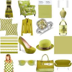 Linden Green - clothes and accents
