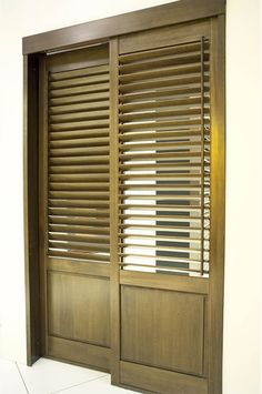 Solid Panels Shutters By Plantationshutters London Uk Louvered Interior