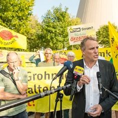 Environment Minister of Lower Saxony visits Grohnde nuclear power plant