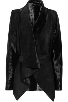 Karl Donoghue|Sheared calf hair jacket|NET-A-PORTER.COM