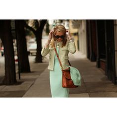 Atlantic-Pacific: pastel ❤ liked on Polyvore featuring models