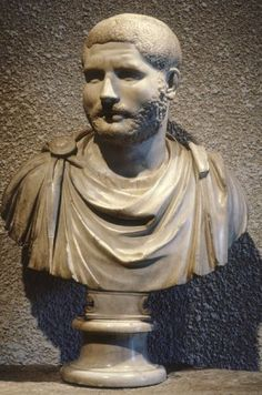 I chose a picture of a paterfamilias because he is in charge of a Roman family and a figurehead.