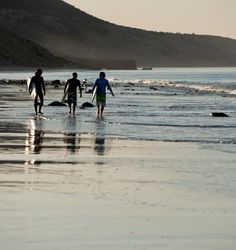 Tone your body by going on an amazing surfing holiday at Paradis Plage in Morocco.