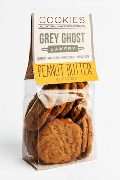 Our rich peanut butter cookies are just like grandma used to make ... maybe even a little better! Perfect when paired with a tall glass of cold milk. And when crumbled, they make a phenomenal icebox p