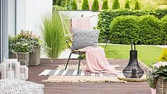 Top tips for stylish outdoor living