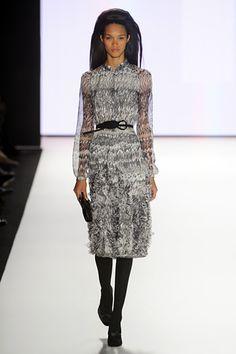 Carolina Herrera, Fall 2012 RTW #NYFW