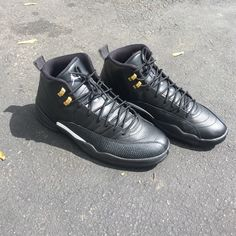 "Air Jordan ""Master"" 12's Size 11.5 Brand new Air Jordan Master 12's. Only wore 2x though! Has box with Jordan card in it. White and black shoe with gold accents on it to look real nice ALSO TAKING OFFERS Jordan Shoes Sneakers"
