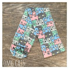OMG CATS -D&S Equestrian Knee-High Boot Sock