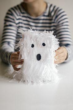 Halloween Piñata Boxes | willowday
