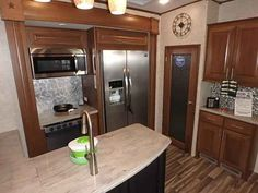 2015 New Open Range Open Range - 3X 379RLS Fifth Wheel in Texas TX.Recreational Vehicle, rv, 2015 Open Range Open Range - 3X 379RLS, This 2015 Open Range 3X 379RLS is perfect for all seasons! This camper is a rear living fifth wheel with 4 slides, a power awning, and a one-touch auto leveling system. The L-shaped kitchen has solid surface countertops, stainless appliances including a residential refrigerator, a big walk-in pantry, and a free standing dining table with chairs. The living area…