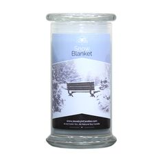 Feel the enchantment of a first winter's snow! Top notes of Argentine lemon and sweet coconut milk lead into middle tones of snowdrop flowers, fragrant patchouli and aromatic sandalwood. Vanilla, amber and musk subtly finish off this cool scent. Experience the serenity of this winter wonderland; no need for coats and sleds! Natural soy Snow Blanket scented candles and tarts.