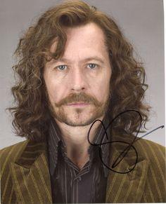 Gary Oldman - Sirius Black from Harry Potter