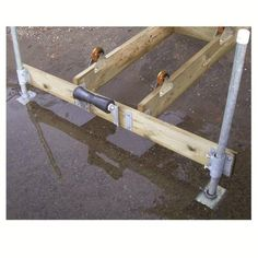 Multinautic - Ramp Kit for PWC or Small Watercraft 1200 lb - 19223 - Home Depot Canada