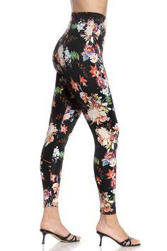 Legging- Shapewear & Control www.donnaclassey.com