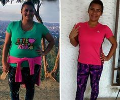 Lose 28 kg in 30 days