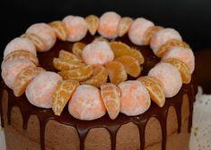 Citromhab: Narancsos csokoládétorta