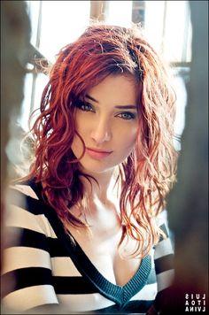 Susan coffey redhead hot