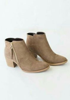 1957b57efbe Adidas Women s Shoes - Carrie Bootie - Perfect taupe booties for fall.