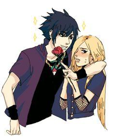 Sasuke and Ino / SasuIno | Ino Yamanaka and Friends ...  Sasuke and Ino ...