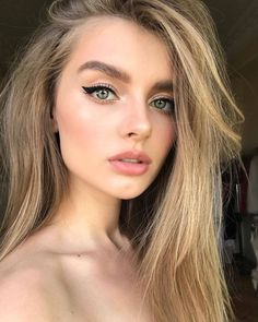 Fantastic Gorgeous makeup information are available on our internet site. Take a look and you wont be sorry you did. Cute Makeup Looks, Gorgeous Makeup, Beauty Makeup, Hair Makeup, Hair Beauty, Eye Makeup, Makeup Geek, Belle Silhouette, Peinados Pin Up