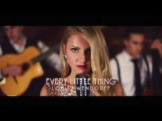 Every Little Thing // Official Music Video - Louisa Wendorff    im in love with this song!!