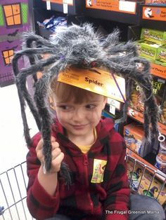 Check out the savings and spiders we found at our local Walgreens!  #BalanceRewards #Cbias