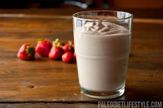 Morning Paleo Smoothie