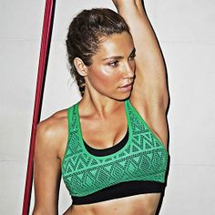 Lauren Berlingeri tells us why high intensity interval training works for her. Higher Dose, High Intensity Interval Training, Tabata, Fitspiration, Fitness Inspiration, Feel Good, My Love, Celebrities, My Style