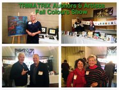 Many showed up and books flew off our tables - a sell out event with something for everyone! #TRIMATRIX