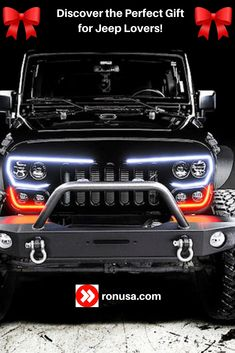 Jeep Wrangler | Jeep Gladiator LED SideTracker Lights makes the perfect gift for Jeep Lovers! #jeep #jeepwrangler #jeepgladiator #jeeprubicon