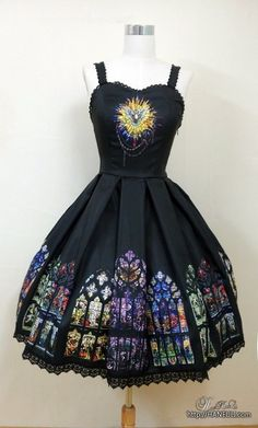 Presents the Haenuli new series at PMX fashion show. 2012 November 9~11th. You can see the dresses on the show.  *HAENULI New designs 'Stained glass' JSK
