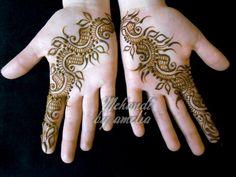Amelia Mehndi Designs 2013 For Bakra Eid 005