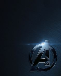 Avengers Logo As Background Screen For Apple Watch If You Have An Apple Watch