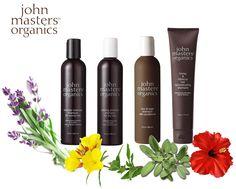 John Masters Organics è l'unico marchio professionale di prodotti per capelli, viso e corpo composti SOLO a partire da estratti organici vegetali. Perchè affidare la cura di sè stessi a formulazioni sintetiche, quando la Natura ci offre tutta la sua bellezza e la sua efficacia?